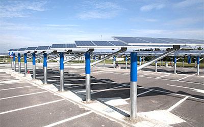 Solar Otopark ve Seralar